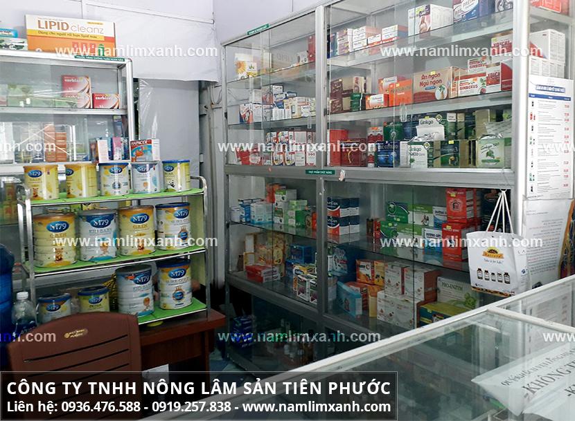 Công ty Nấm lim xanh Đại ngàn Tiên Phước có đại lý bán nấm ở Nghệ An