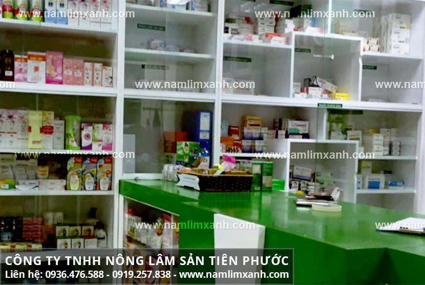 Địa chỉ đại lý bán nấm lim xanh rừng chính hãng tại Kon Tum ở đâu?