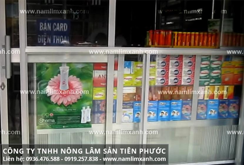 Địa chỉ đại lý bán nấm lim xanh tại Ninh Thuận chính hãng có ở đâu?