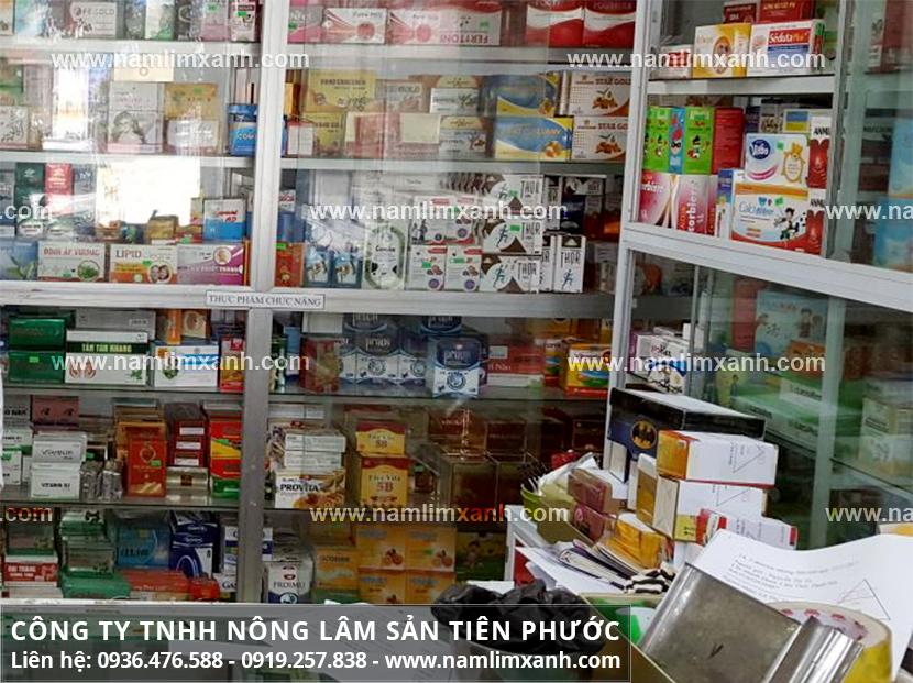 Giá thành nấm lim xanh rừng Tiên Phước bao nhiêu tại tỉnh Bắc Giang