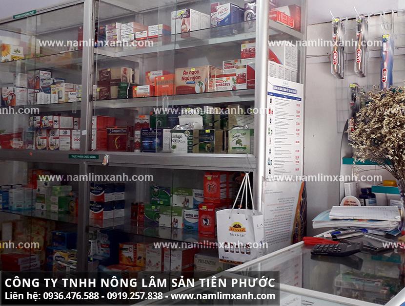 Nơi bán nấm Công ty Nấm lim xanh Đại ngàn Tiên Phước ở Quảng Nam