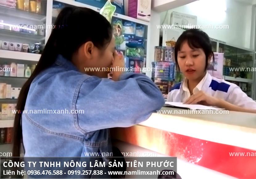 Bán nấm lim xanh Tiên Phước tại Tuyên Quang và tác dụng nấm lim xanh