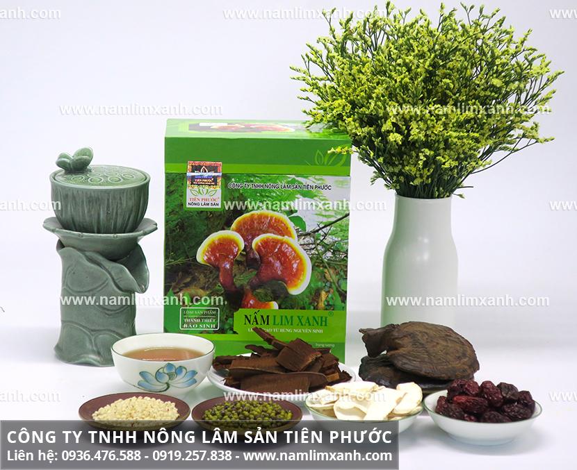Cách bảo quản nấm lim xanh và mua nấm lim xanh rừng Tiên Phước