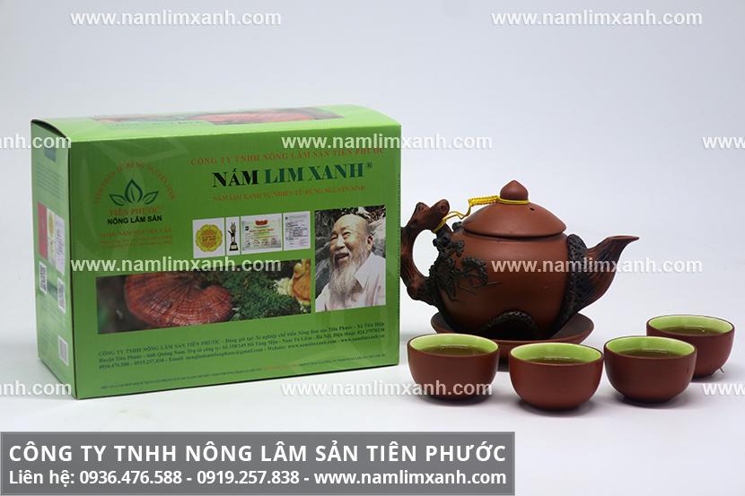 Mua nấm lim xanh ở đâu và nơi mua nấm lim rừng chính hãng ở Hà Nội