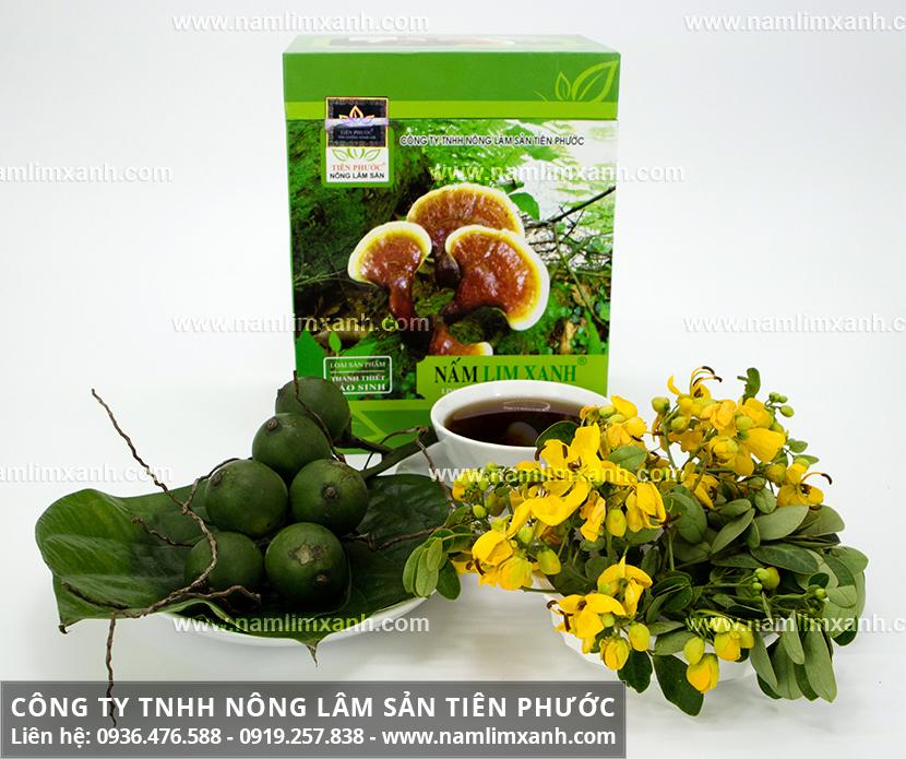 Nấm lim xanh mua ở đâu và địa chỉ bán nấm lim rừng tại Hà Nội