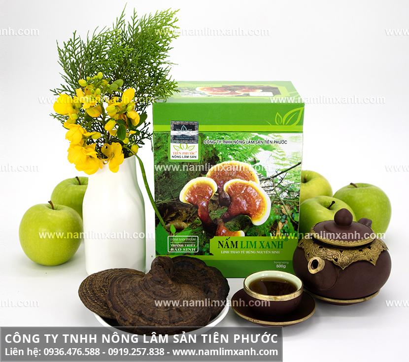 Nấm lim xanh tự nhiên có giá bao nhiêu 1kg và giá mua nấm lim rừng