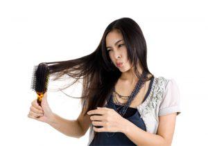 rụng tóc