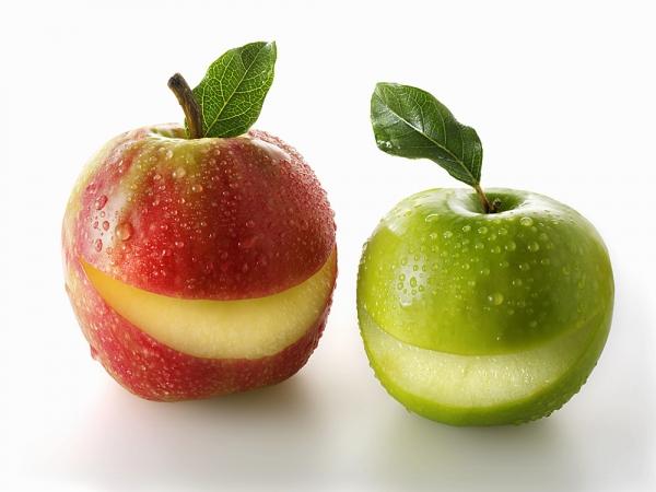 Ăn táo rất có lợi cho sức khỏe