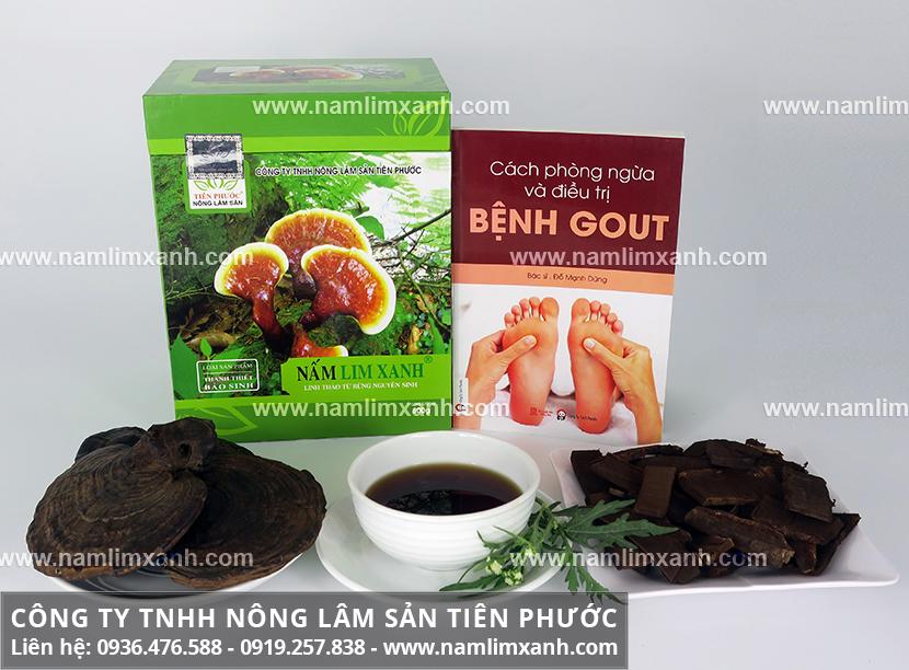 Nấm lim xanh công dụng chữa bệnh và nấm lim rừng tự nhiên tác dụng